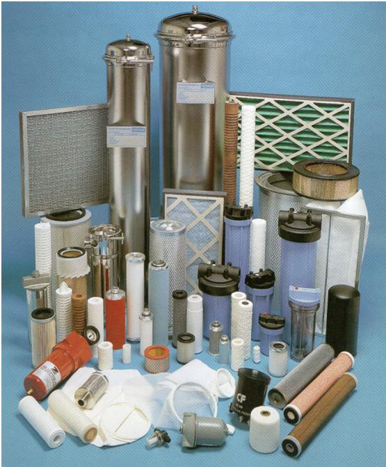 Filter Technology Products